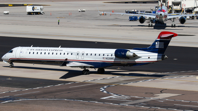 N326MS - Bombardier CRJ-900LR - US Airways Express (Mesa Airlines)