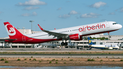 D-ABCP - Airbus A321-211 - Air Berlin