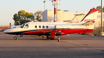 N501MF - Cessna 501 Citation - Private