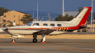 JA4127 - Piper PA-46-350P Malibu Mirage - Private