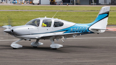 N3600X - Cirrus SR22T - Cirrus Design Corporation