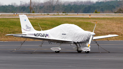 N25HV - Tecnam P2002 Sierra - Private