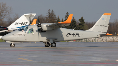 SP-FPL - Tecnam P2006T - MGGP Aero