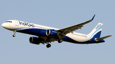 VT-ILS - Airbus A321-251NX - IndiGo Airlines