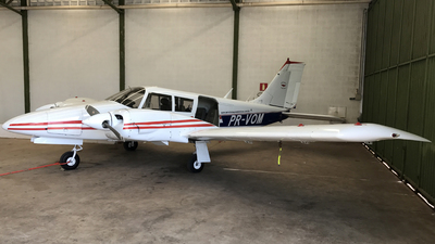 PR-VOM - Piper PA-34-200T Seneca II - Aeroclube de Para de Minas