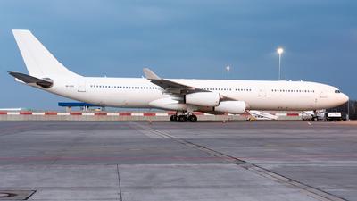 9H-FOX - Airbus A340-313X - Hifly Malta