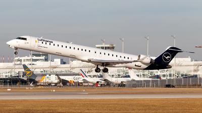 D-ACNH - Bombardier CRJ-900 - Lufthansa CityLine