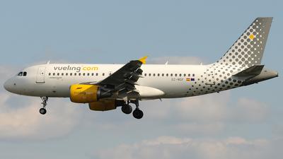 EC-MGF - Airbus A319-111 - Vueling