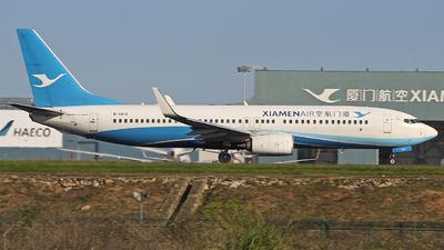 B-1913 - Boeing 737-85C - Xiamen Airlines