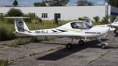 OM-KLJ - Diamond DA-20-A1 Katana - Seagle Air FTO
