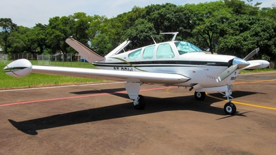 PT-DPW - Beechcraft V35B Bonanza - Private