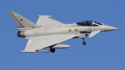 ZJ915 - Eurofighter Typhoon FGR.4 - United Kingdom - Royal Air Force (RAF)