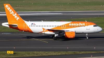 OE-LKM - Airbus A319-111 - easyJet Europe
