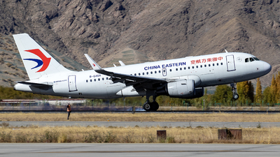 B-6466 - Airbus A319-115 - China Eastern Airlines