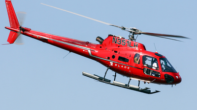 N351LH - Aérospatiale AS 350B2 Ecureuil - Liberty Helicopters
