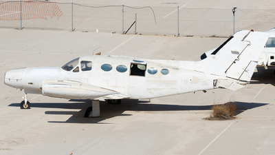 SX-AOS - Cessna 421B Golden Eagle - Private