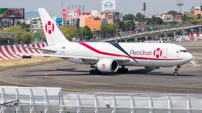 XA-LRC - Boeing 767-241(ER)(BDSF) - Aero Union