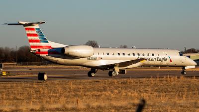 A picture of N823AE - Embraer ERJ140LR - [145582] - © Ani Thyagarajan