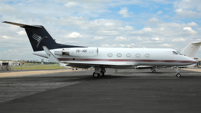ZS-JGC - Gulfstream G-III - Private