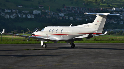 HB-FPC - Pilatus PC-12/45 - Moliair