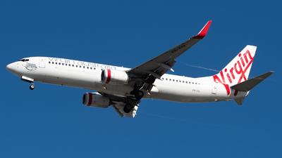 A picture of VHYIU - Boeing 7378FE - Virgin Australia - © Haozhe Peng