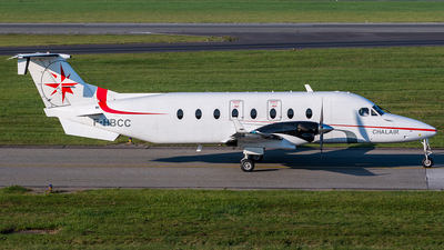 A picture of FHBCC - Beech 1900D - Chalair Aviation - © Dirk Grothe