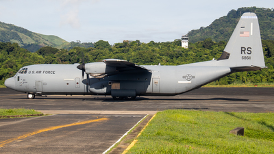 06-8611 - Lockheed Martin C-130J-30 Hercules - United States - US Air Force (USAF)