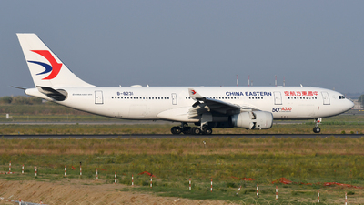 B-8231 - Airbus A330-243 - China Eastern Airlines