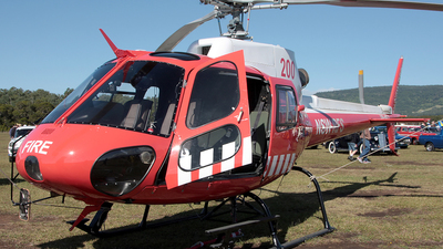 VH-NFO - Aérospatiale AS 350B2 Ecureuil - New South Wales Rural Fire Service (NSW RFS)