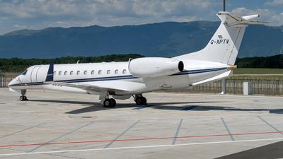 G-XPTV - Embraer ERJ-135BJ Legacy 600 - Private