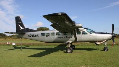 A picture of N208AD - Cessna 208B Grand Caravan - [208B0327] - © Ian Johnson