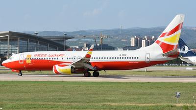 B-7991 - Boeing 737-8AL - Lucky Air