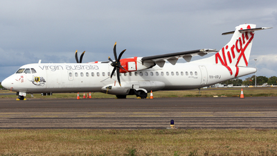 A picture of VHVPJ - ATR 72600 - Virgin Australia - © ybbnaviation