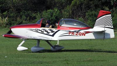 PR-ZQW - Vans RV-8A - Private