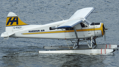 C-FOCY - De Havilland Canada DHC-2 Mk.1 Beaver - Harbour Air