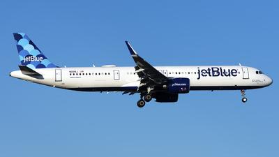 N2016J - Airbus A321-271NX - jetBlue Airways