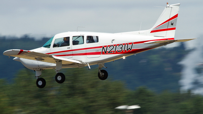 N2131W - Beechcraft C23 Sundowner - Private