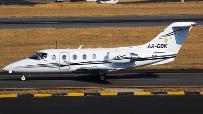 A2-DBK - Beechcraft 400XP Beechjet - Private