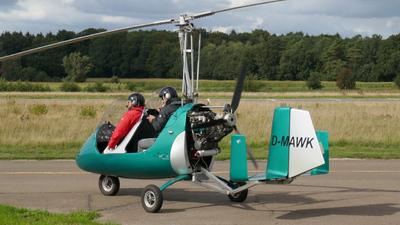 D-MAWK - Autogyro Europe MT-03 Eagle - Private