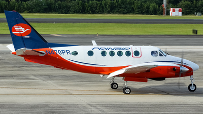 N470PR - Beechcraft A100 King Air - Prinair