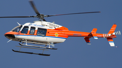 JA6410 - Bell 407 - Shin Nihon Helicopter