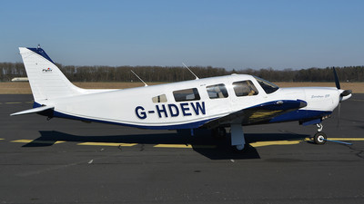 A picture of GHDEW - Piper PA32R301 - [3213026] - © Davor - Sierra5