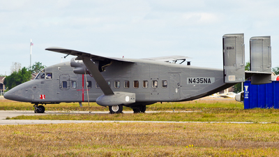 N435NA - Short C-23B Sherpa - Skyways Cargo Airline