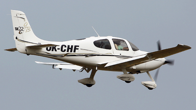 OK-CHF - Cirrus SR22-GTS - Private