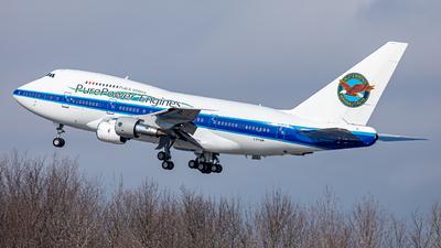C-FPAW - Boeing 747SP-J6 - Pratt & Whitney Canada
