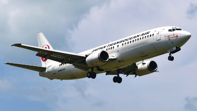 JA8993 - Boeing 737-446 - Japan TransOcean Air (JTA)