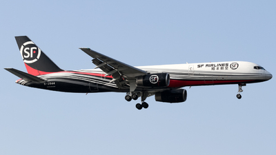 B-2844 - Boeing 757-2Z0(PCF) - SF Airlines