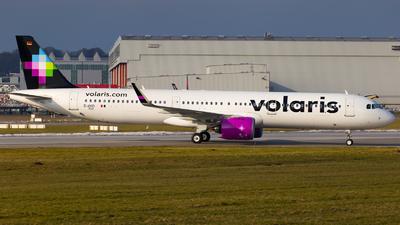 D-AVZI - Airbus A321-271N - Volaris