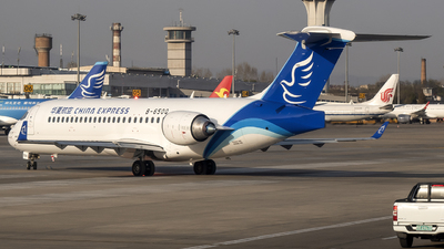 B-650Q - COMAC ARJ21-700 - China Express Airlines