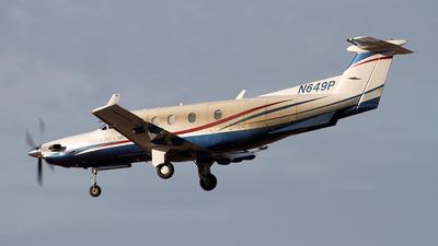 N649P - Pilatus PC-12/45 - Boutique Air